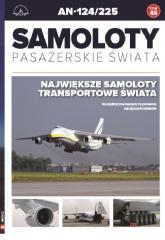 Samoloty pasażerskie świata Tom 46 - zbiorowe opracowanie | mała okładka