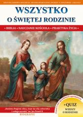 Wszystko o Świętej Rodzinie - Jacek Molka   mała okładka