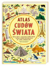 Atlas cudów świata - Ben Handicott | mała okładka