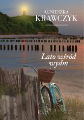 Lato wśród wydm Wielkie Litery - Agnieszka Krawczyk | mała okładka