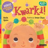 Kwarki  Bobas odkrywa naukę - Ruth Spiro   mała okładka