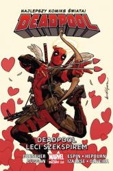 Deadpool Tom 7 Deadpool leci Szekspirem -  | mała okładka