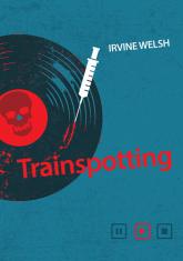 Trainspotting - Irvine Welsh | mała okładka