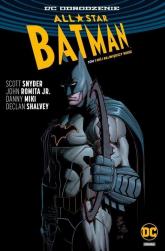 All Star Batman Tom 1 Mój największy wróg - Snyder Scott, Jr Romita John, Miki Danny, Shalvey Declan | mała okładka