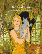 Kot rabina 8 Koszyczek migdałów - Joann Sfar | mała okładka