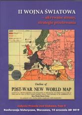 II wojna światowa ukrywane strony strategie przetrwania - zbiorowa praca | mała okładka