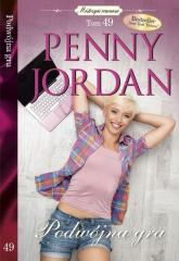 Mistrzyni romansu Tom 49 Podwójna gra - Penny Jordan | mała okładka