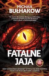Fatalne Jaja Diaboliada - Michaił Bułhakow | mała okładka