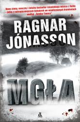 Mgła - Ragnar Jónasson | mała okładka