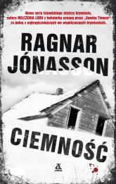 Ciemność - Ragnar Jónasson | mała okładka