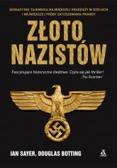 Złoto nazistów - Ian Sayer   mała okładka