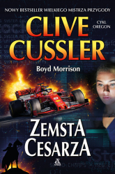 Zemsta cesarza - Cussler Clive, Morrison Boyd | mała okładka