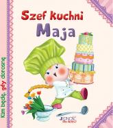 Szef kuchni Maja - Riffaldi Serena | mała okładka
