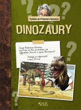 Pytania do Profesora Geniusza Dinozaury -    mała okładka