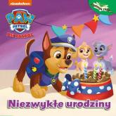 Psi Patrol Pewnego razu 6 Niezwykłe urodziny - zbiorowe opracowanie | mała okładka