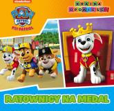 Psi Patrol Kraina Opowieści Ratownicy na medal - zbiorowe opracowanie | mała okładka