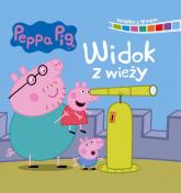 Peppa Pig Książka z filmem Widok z wieży - zbiorowe opracowanie | mała okładka