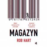 Magazyn - Rob Hart   mała okładka