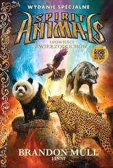 Spirit Animals Opowieści zwierzoduchów wydanie specjalne - Brandon Mull | mała okładka
