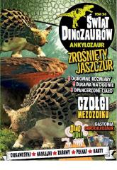 Świat Dinozaurów 36 ANKYLOZAUR -    mała okładka
