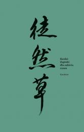 Zapiski dla zabicia czasu - Kenko Yoshida | mała okładka