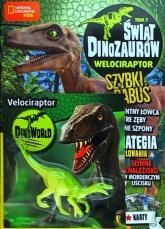 Świat Dinozaurów 7 Welociraptor -    mała okładka