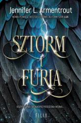 Sztorm i Furia - Armentrout Jennifer L. | mała okładka