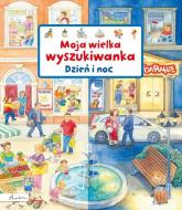 Moja wielka wyszukiwanka Dzień i noc - Susanne Gernhauser | mała okładka