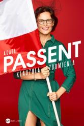 Klauzula zdumienia - Agata Passent | mała okładka