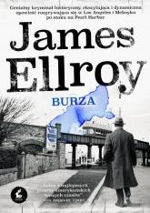 Burza - James Ellroy | mała okładka