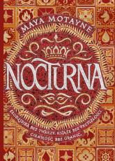 Nocturna - Maya Motayne | mała okładka