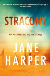 Stracony - Jane Harper | mała okładka