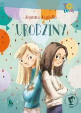 Urodziny - Joanna Jagiełło | mała okładka