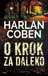 O krok za daleko - Harlan Coben | mała okładka