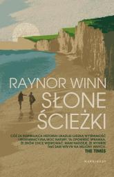 Słone ścieżki - Raynor Winn | mała okładka
