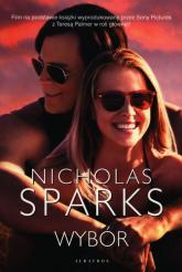 Wybór - Nicholas Sparks | mała okładka