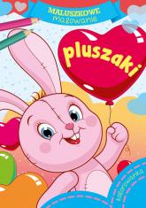 Maluszkowe malowanie Pluszaki -    mała okładka