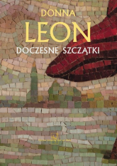 Doczesne szczątki - Donna Leon | mała okładka