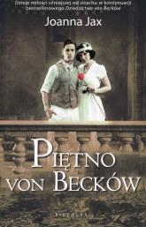 Piętno von Becków - Joanna Jax | mała okładka