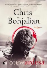 Stewardesa - Chris Bohjalian | mała okładka