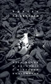 Taniec na gruzach. Nina Novak w rozmowie z Wiktorem Krajewskim - Krajewski Wiktor, Novak Nina | mała okładka