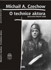 O Technice Aktora - Michaił Czechow | mała okładka