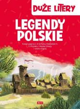 Legendy polskie Duże litery -  | mała okładka