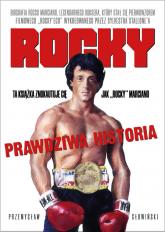 Rocky Biografia legendarnego boksera - Przemysław Słowiński | mała okładka