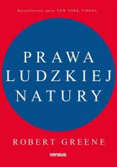 Prawa ludzkiej natury - Robert Greene | mała okładka
