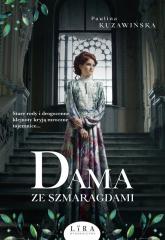 Dama ze szmaragdami - Paulina Kuzawińska   mała okładka
