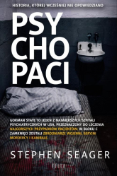 Psychopaci - Stephen Seager | mała okładka