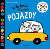 Akademia Kici Koci. Pojazdy - Anita Głowińska | mała okładka