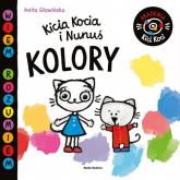 Akademia Kici Koci.Kolory - Anita Głowińska | mała okładka