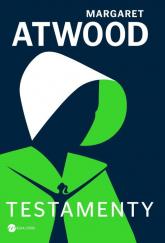 Testamenty - Margaret Atwood | mała okładka